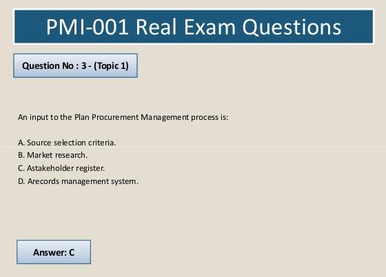 PMI-001