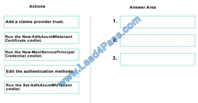 lead4pass 70-742 exam question q6